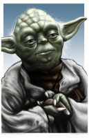 Yoda by AshleighPopplewell