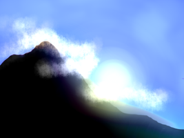 Mountain by caseycole11