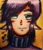 Ravio From Link Between Worlds by leafyloo
