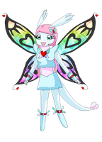 Floramon by HeroHeart001