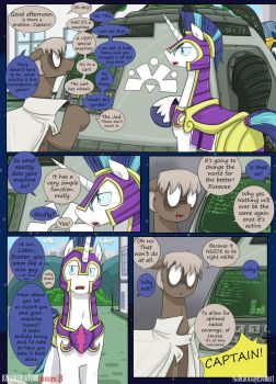 Lunar Isolation Pg 28 by TheDracoJayProduct