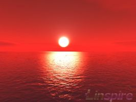 Photorealistic Sunset by Plankhead