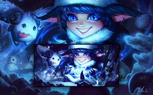 Lulu  -  Winter Wonder by Arcaste