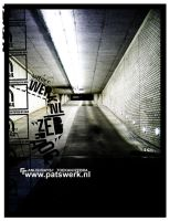 parking garage by patswerk