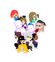 For the fun of it collab. UPDATED 6 CLOSED by Yu-Tanni