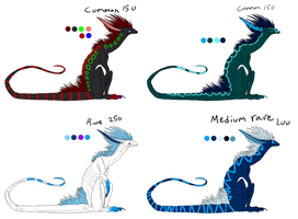 Triel adopts round 1 by Shadow-Adoptables