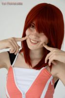 Kingdom Hearts II Kairi Cosplay  BY The SC Cosplay by theSCcosplay
