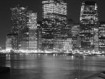 New York by Night by memphis