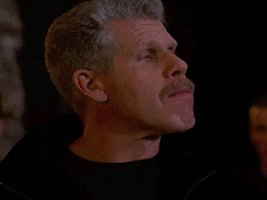 Ron PerlMan: Charmed TT by touch-of-jade