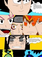 Ultimate warrior's page 1 by brandonking2013