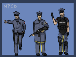 Metropolitan Police City of Dover by CharlieChan69