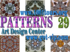 ADC Patterns 29 by 4sundance