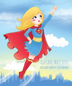 Super Girl by AdrianeSM