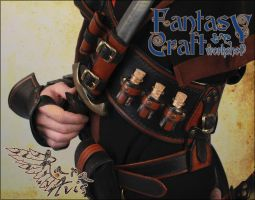 WitchHunter outfit by Fantasy-Craft