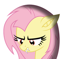 Flutterbat vector by CommyPink
