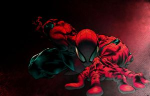 spidy by flanno