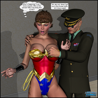 Amazon Immobilized 02 by LordSnot