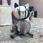 2nd paper cat by oef92