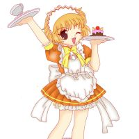 Pudding From Tokyo Mew Mew :3 by NLmeisje