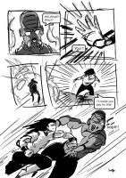 vegeta comic 14 by timpu