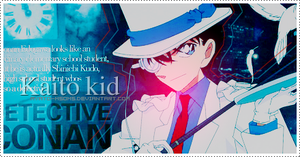 Kaito kid by Ayato-msoms