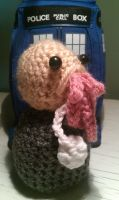 Little Ood Dude: Doctor Who by PerilousBard