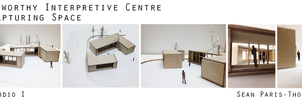 Edworthy Interpretive Centre - Model by Seanpt-Architecture