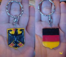 Germany coat of arms by Valkyrie-21