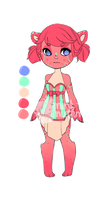 Gummy Bear {Open} by mint-muffin