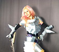 Cosplay Lightning Farrell - Final Fantasy XIII - 2 by MinaScarlett