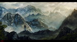 TRIP IN THE MOUNTAINS by Byzwa-Dher