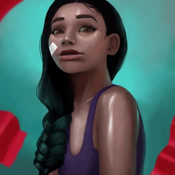 Connie by adell14