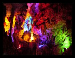 Colorful Caves 3 by kMa7z1