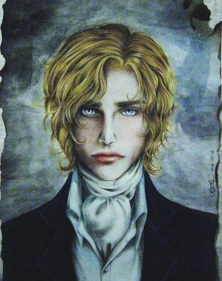 The picture of Dorian Gray by Moon-MayCry