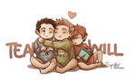 Team Free Will by spider999now