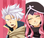 Colored 286 Lyon and Meredy by Enara123