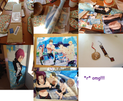 all my free! - iwatobi swim club stuff by dug-chi