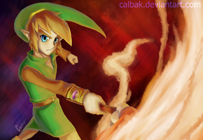 A Link Between Pain by Calbak