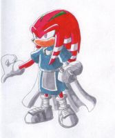 Knuckles from StC by ThePandamis