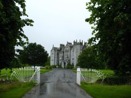 Kinnitty Castle by thesosoeverything