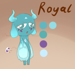 [November Special] ROYAL Jeebian Auction - OPEN! by HollowOak-Adopts