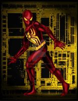 Iron Spider by Rene-L