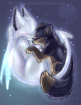 Are you my Guardian Angel by Ash-Dragon-wolf