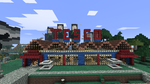 Minecraft Tesco by 7serenee