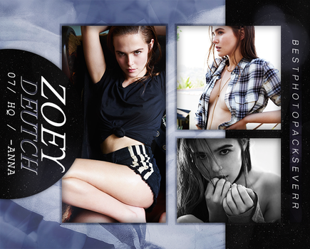 Photopack 4561- Zoey Deutch by xbestphotopackseverr