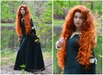 Merida I by AngelaClaytonCosplay