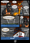 The Cats 9 Lives 6 - The Island of Dr. Morrow Pg15 by GearGades