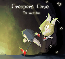 :Gift: Creepers Cave by sapphii