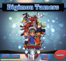 Digimon Tamers ICO and PNG by bryan1213
