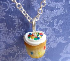 Restocked Funfetti Cupcake by LittleSweetDreams